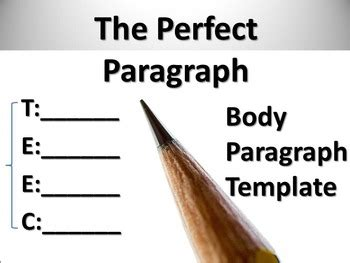 How to write a six paragraph essay